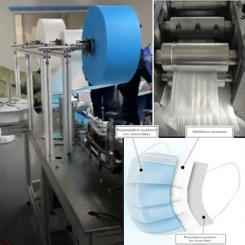 Surgical Mask Making Machines